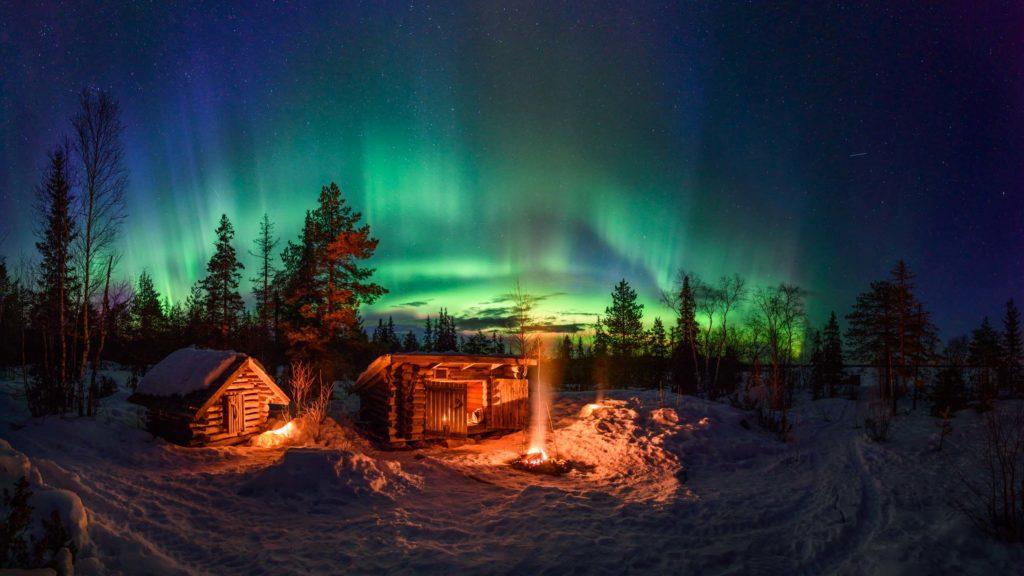 Aurora camp©2017 Mikko Leinonen.